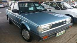 Nissan Sentra 1.3 GL 1987 model for sale