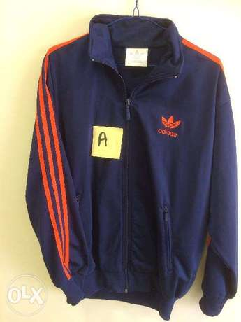 Original genuine Adidas track suits 3 pairs, bought from UK Adidas sho