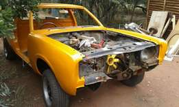 1973 Ford Cortina bakkie