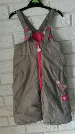 Spodnie zimowe rozmiar 80 Coccodrillo Warszawa Białołęka