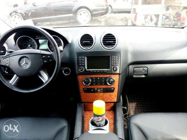 Foreign used 2007 Mercedes Benz Ml350 4matic. Direct tokunbo Apapa - image 5