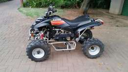 Raider 125CC Quad Bike