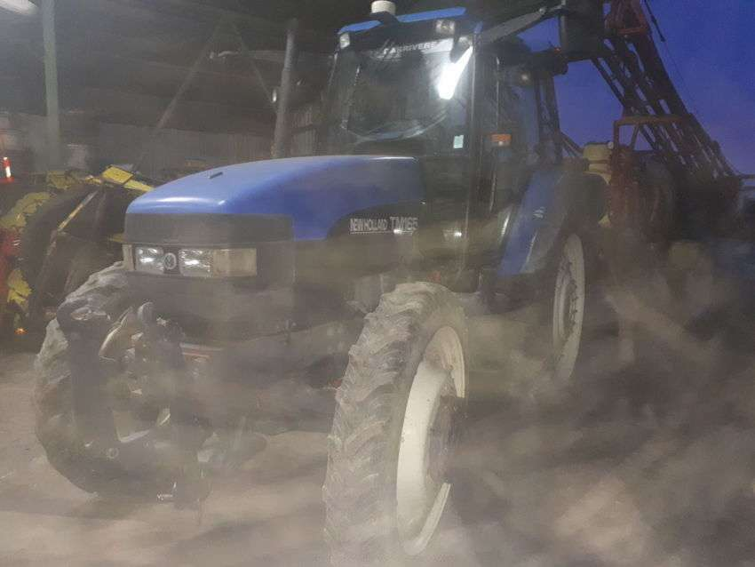 New Holland tm 165 - 2000 - image 2