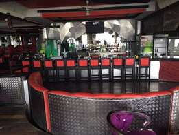 Fully stocked Lounge Bar - Uhuru highway