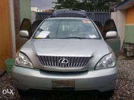 Lexus RX330 Silver 2006Tokunbo