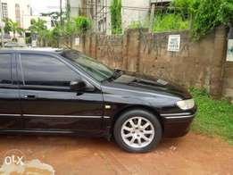 Black tinted peugeot 406 prestige for sale