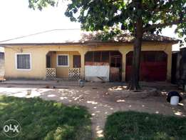 2-BR Bungalow with 2nos Room and Parlour for sale in Mararaba