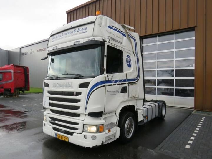 Scania R 450 Topline Lowdeck!!!!!!! - 2015