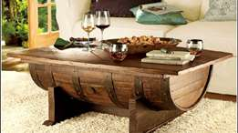 A custom made coffee table in this design made on order.