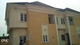 6 units of Semi-detached Duplex at Westville Estate Arepo is for sale.