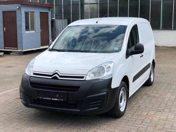 Citroën Berlingo 1,6 HDI Kühlwagen -25 Grad, Klima, Temp - 2019