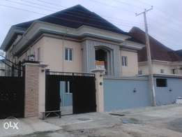 Newly built 3 bedroom flat for rent in divine estate, Amuwo Odofin