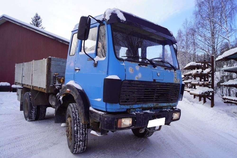 Mercedes-Benz 1622 - 1986