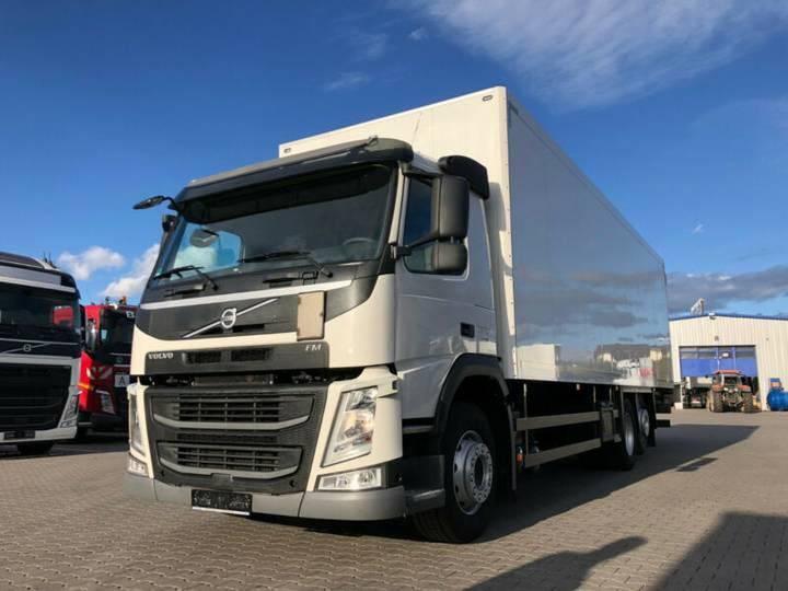 Volvo FM370 6x2 Schmitz TK FP45 8,90m/Lift./I-Shift - 2015