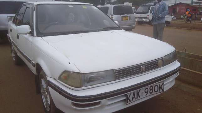 Toyota corolla ae91 for quick sale California - image 3