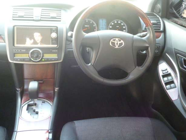 Toyota Allion , Black, 2009 Model Mombasa Island - image 3