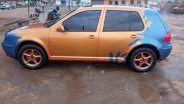 A golf 4 for sale