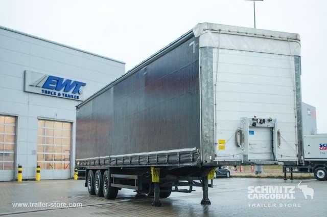 Schmitz Cargobull Semitrailer Curtainsider Standard - 2016
