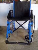 Hardly used wheelchair