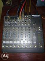MACKIE 12 Channel Mixer for Sale