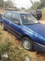 Neatly used Golf 3 for sale in Abuja
