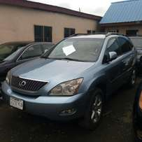 Registered Lexus RX330 with Rev Cam - 2006