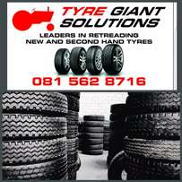 Tyre Retreading Tyre Giants Solution