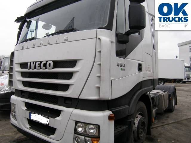 Iveco Stralis AS440S46T/PE - 2012