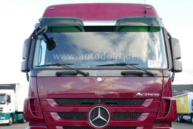 Mercedes-Benz Actros 1836 L Megaspace Pritsche Bordwände - 2009 - image 3
