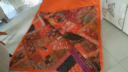 Drastically reduced - Beautiful India bed throw