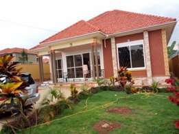 executive home of 5bedrooms for rent in kira