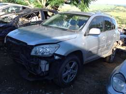 RAV4 - Auto - 4wd - Breaking parts only!!!