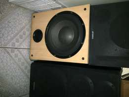 Sansui active sub for sale R600