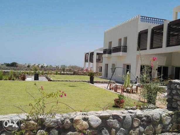 3 BHK fully furnished villa for rent in Sifa Compound.