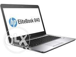 hp elitebook 840 g3 intel core i5 2 00gb hdd 4 GB RAM,tbackit,no