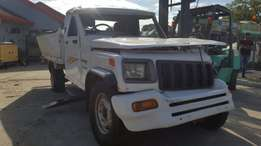 Mahindra bolero 2015 stripping for spares