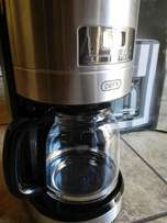 Used Defy Inox 1000 Watt Coffee Maker - Stainless Steel R350