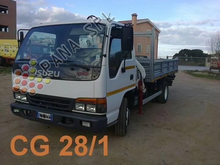 Isuzu Motors Limited NPR 65L - 2001