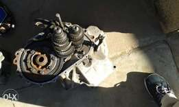 Gearbox parts mazda sting
