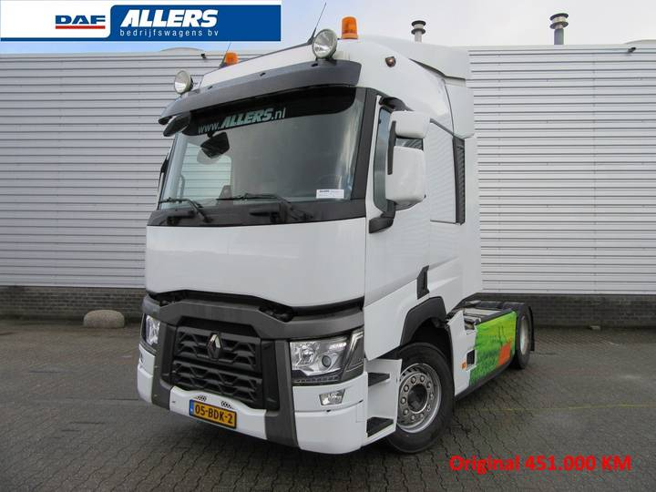 Renault T 440.19 Euro 6 NL Truck - 2013