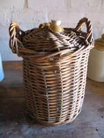 Govancroft 2 Gallon Jug In Wicker Cover