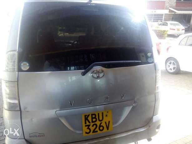 Used Toyota Voxy For Sale Westlands - image 4