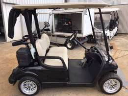 Why Hire Golf carts anymore - we have new carts for sale