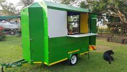 Fully Functional Mobile Kitchen for Sale