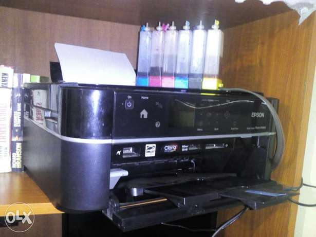 EPSON stylus Photo PX660 (all in one printer) Zimmerman - image 2