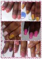 All shapes and colour Nails for you