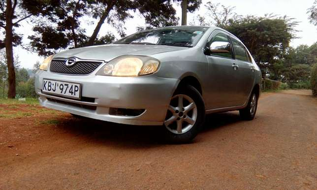NZE Toyota mint condition Westlands - image 2