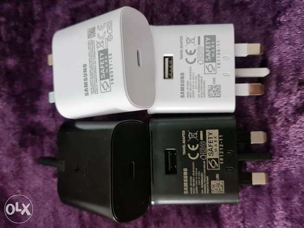 Original Samsung charger only