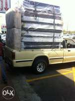 Bakkie for hire/ furniture removal