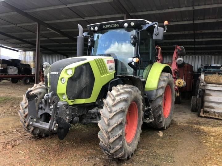 Claas arion 530 cis - 2015